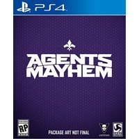 Agents of Mayhem for PlayStation 4 by Deep Silver