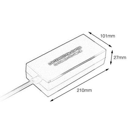 TNS-865 USB 3.0 1000Mbps LAN Connection Adapter LAN