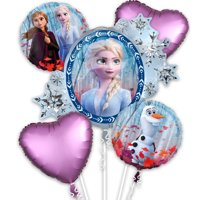 Disney Frozen Movie 2 Foil Balloon Bouquet
