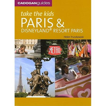 Take the Kids Paris and Disneyland Resort Paris (Disneyland Resort Paris Halloween)