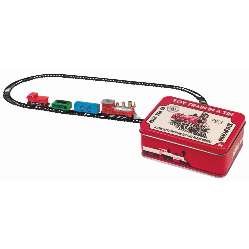 Train in A Tin by Westminster Toys
