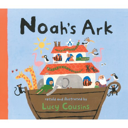 - Noah's Ark (Board Book)