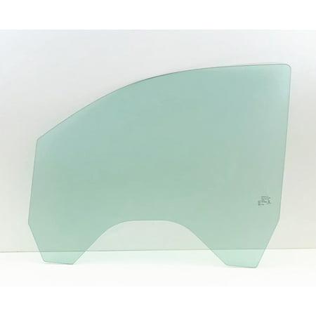 For 2015-2017 Cadillac Escalade & Cadillac Escalade ESV 4 Door SUV Driver/Left Side Front Door Window Replacement Glass