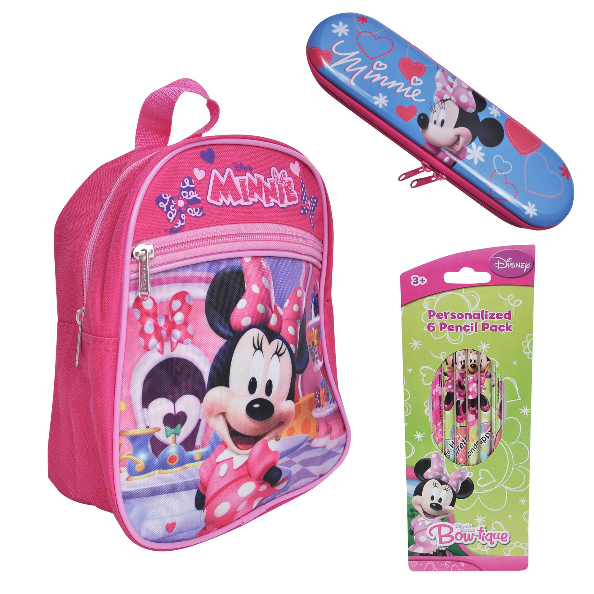"Pencil Case Girls Kids Plastic Pink Zip /""BE HAPPY/"" Pretty Paw Patrol Wash bag"