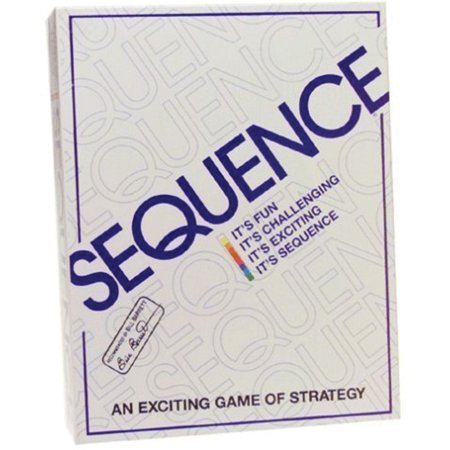Sequence Game (Adult Birthday Games)