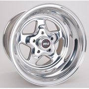 "Weld Racing Pro Star Wheel 15x12"" 5x4.50"" BC P/N 96-512212"