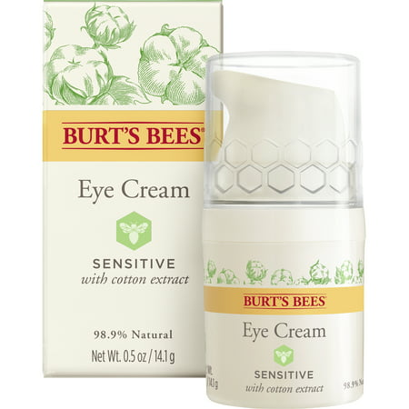 Eye Cream for Sensitive Skin, 0.5 oz (Best Eye Cream In Your 50s)