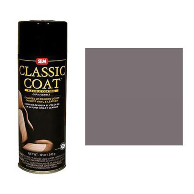 SEM Products 17023 Classic Coat Lite Graphite, Aerosol