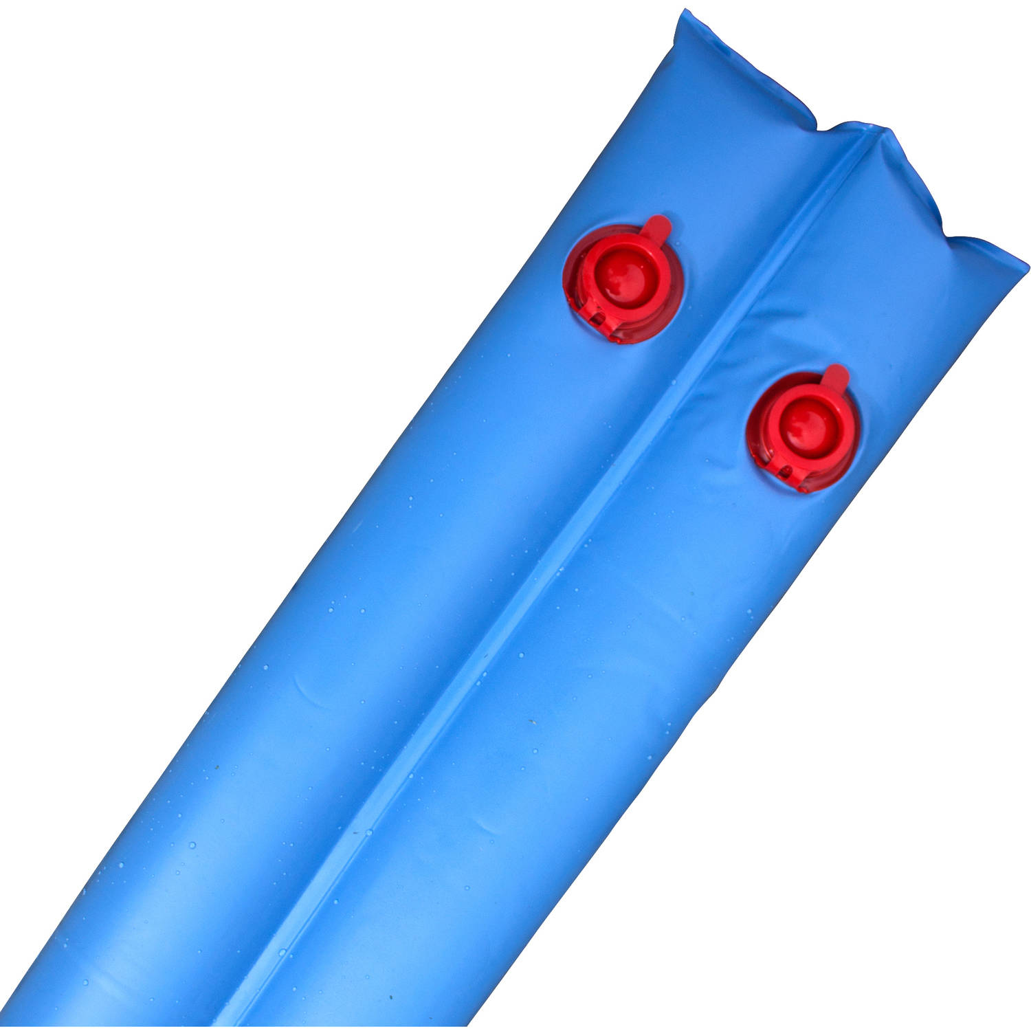 Blue 8' Premium Winter Water Tube Bags for In-Ground Swimming Pool Covers