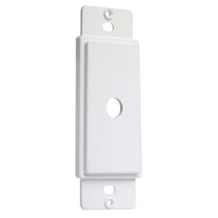 Hubbell Taymac - AD42W MASQUE 5000 Paintable Rotary Dimmer Adapter Plate