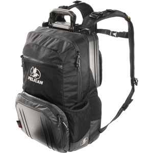 Pelican OS1400-0003-110 Urban ProGear S140 Sport Tablet Backpack, Assorted Colors