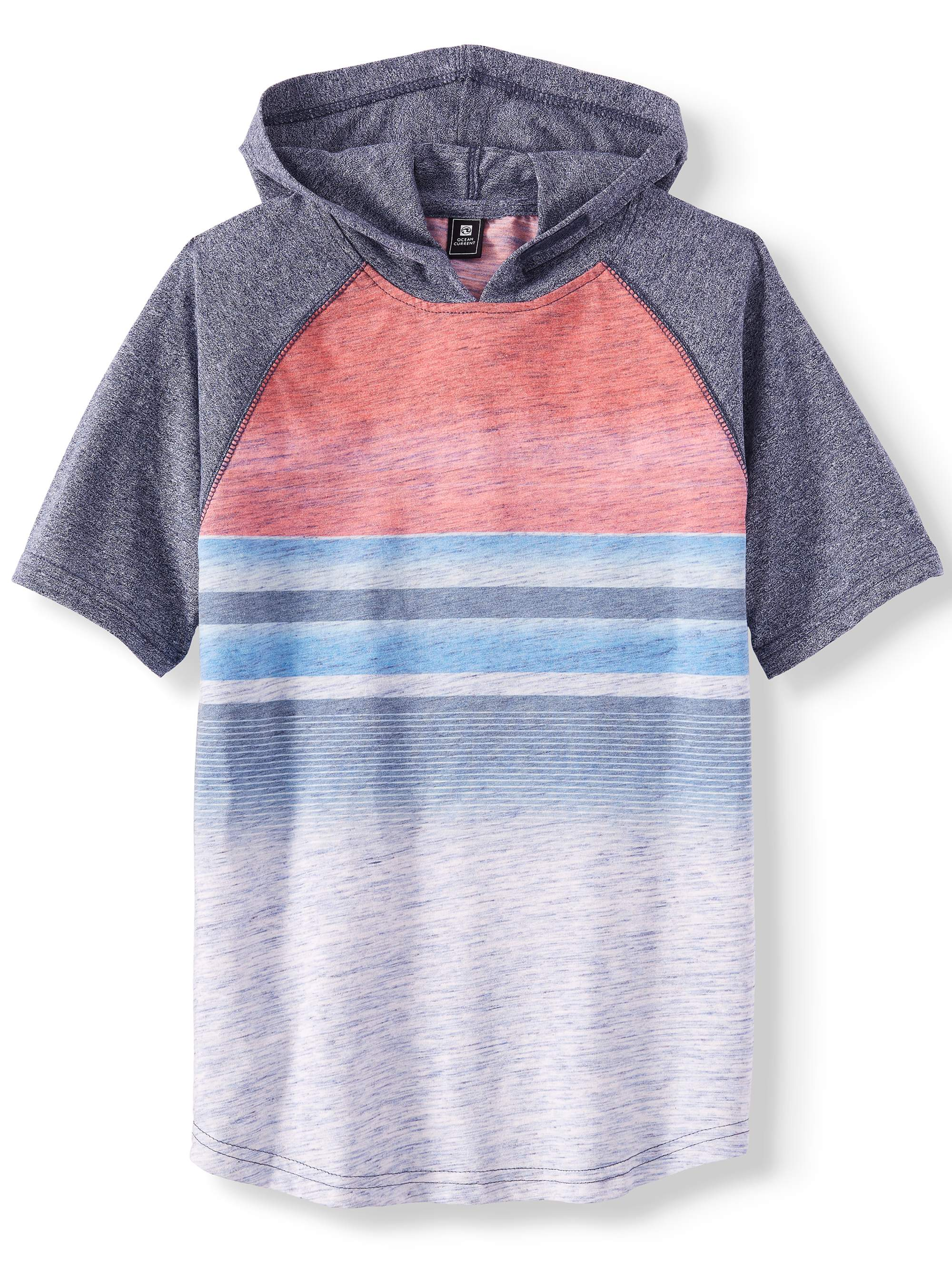 Roman Short Sleeve Hood (Big Boys)