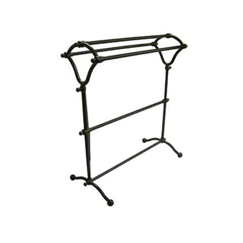 Elements of Design Vintage Pedestal Y-Type Free Standing Towel Rack by Elements of Design