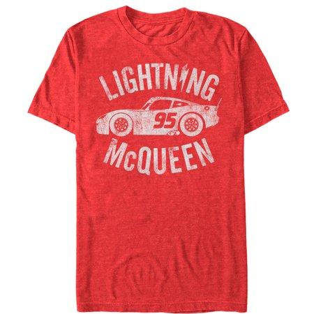 Cars Men's Lightning McQueen (Cars Apparel)