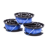 Greenworks 40V Auto Feed .065-Inch Replacement Spools (3 Spools) 2936702