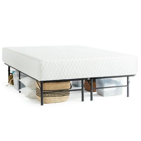 Rest Haven Queen Platform Bed Frame; Multiple Sizes (Sony Full Frame)