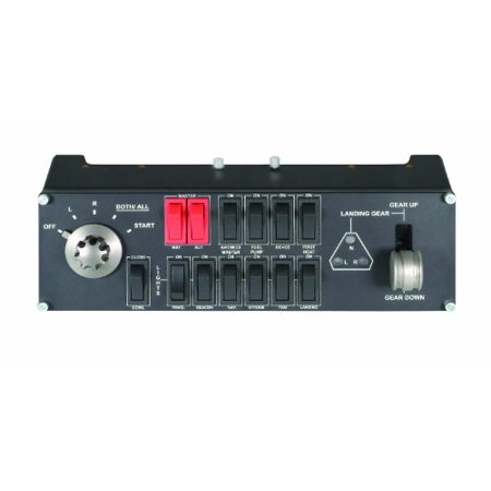 PC Pro Flight Switch Panel - image 1 de 2