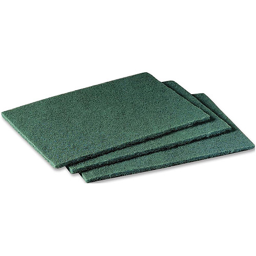 Scotch-Brite Green Scrubbing Pads, 20 count