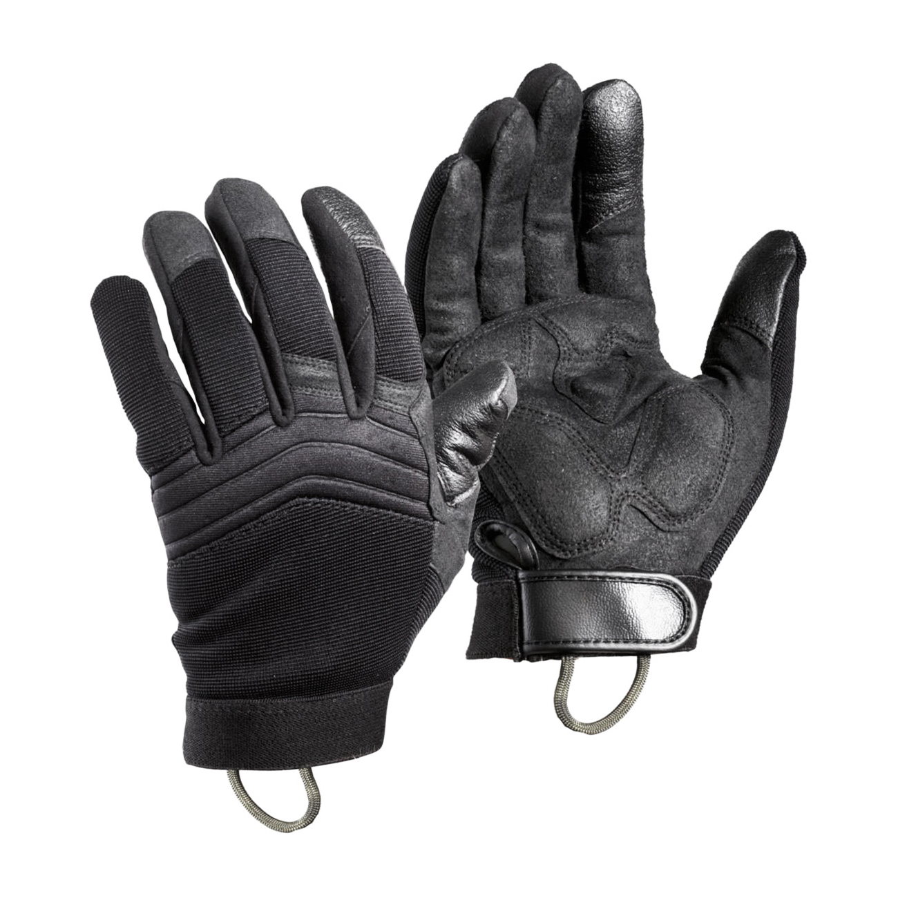 Camelbak MPCT05 Impact CT Tactical Neoprene Padded Gloves - Black