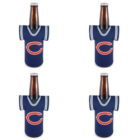 Kolder NFL Bottle Jersey (Set of 4)