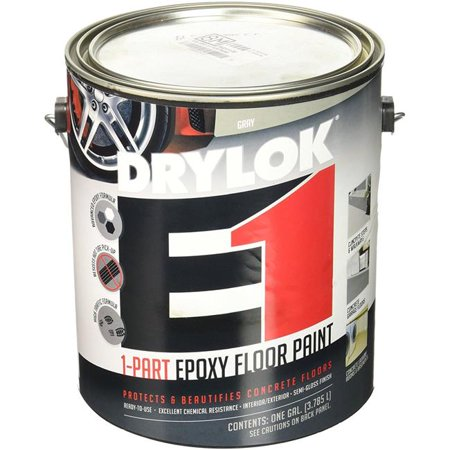 United Gilsonite Labs 23713 1 gal Epoxy Floor Paint,