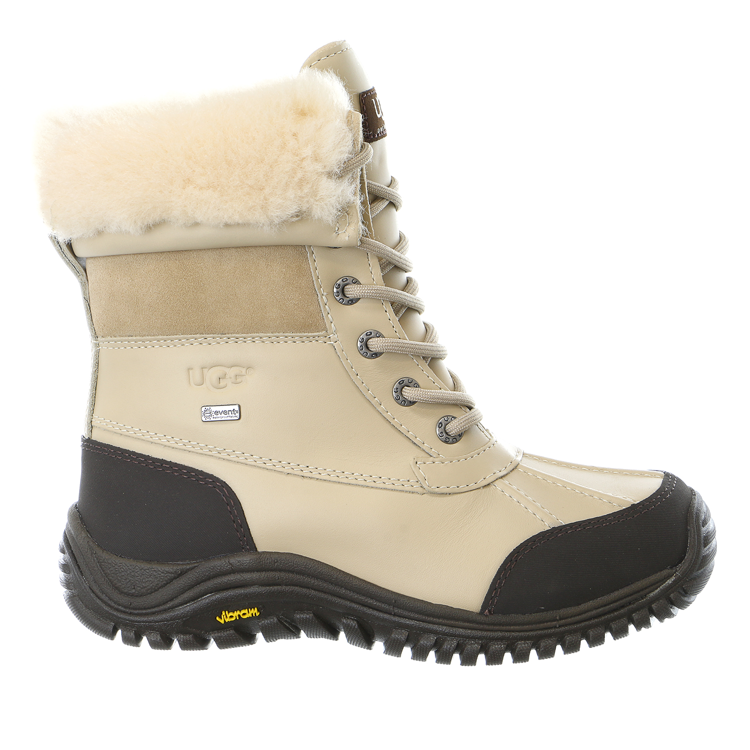 Women's UGG 'Adirondack II' Waterproof Boot, Size 7 M - Brown