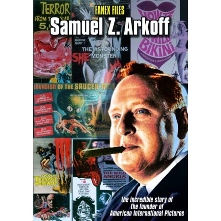 The Fanex Files: Samuel Z. Arkoff: The Incredible Story of the Founder of American International Pictures (DVD)](The Founder Of Halloween)