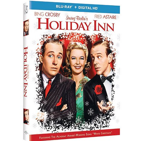 Holiday Inn  Blu Ray   Digital Hd   With Instawatch
