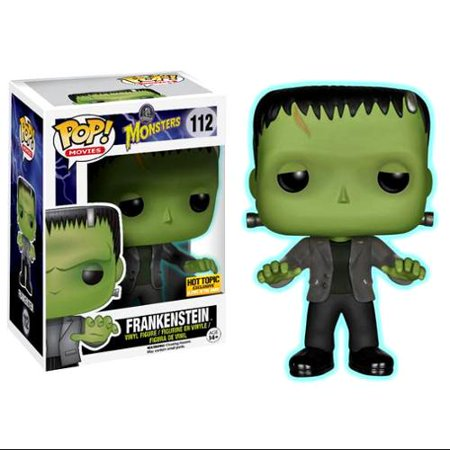 funko pop monsters frankenstein glow in the dark exclusive](Frankenstein Head Piece)