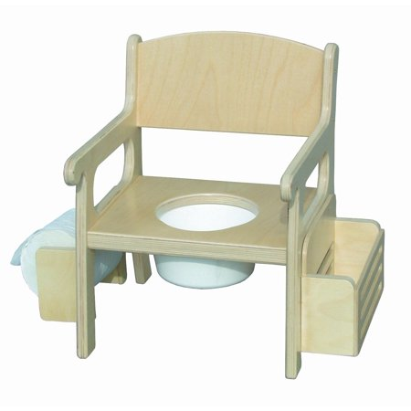 (Little Colorado Soft Pink Potty Chair with Accessories)