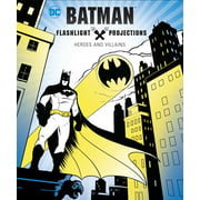 Batman: Flashlight Projections (Hardcover)