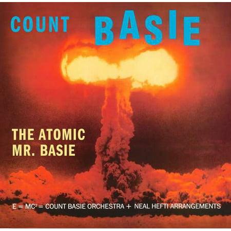 Count Basie Jazz - Atomic Mr Basie (Vinyl) (Limited Edition)