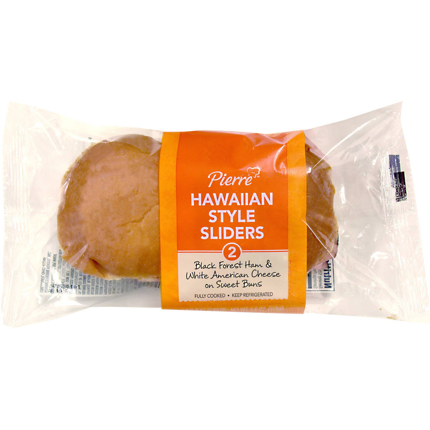Pierre Hawaiian Style Sliders