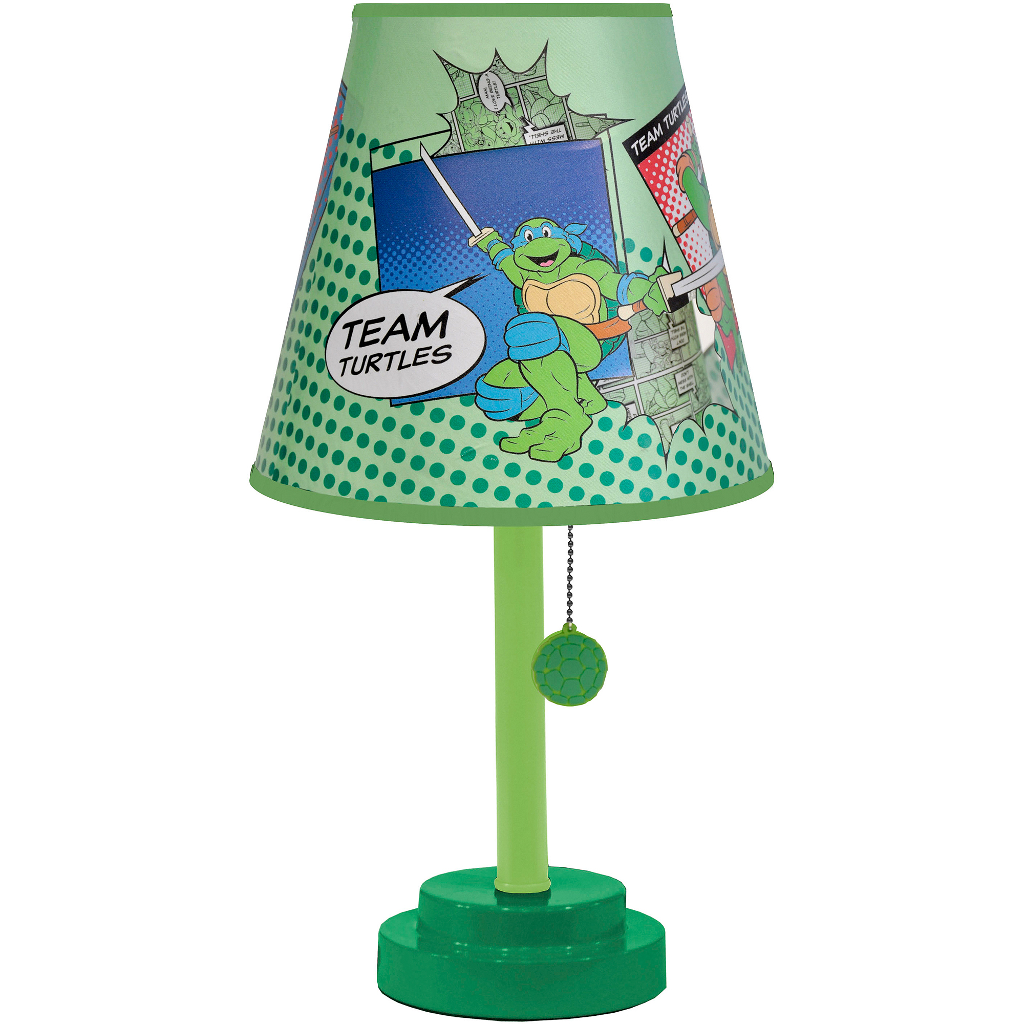 Nickelodeon Teenage Mutant Ninja Turtles Die Cut Lamp