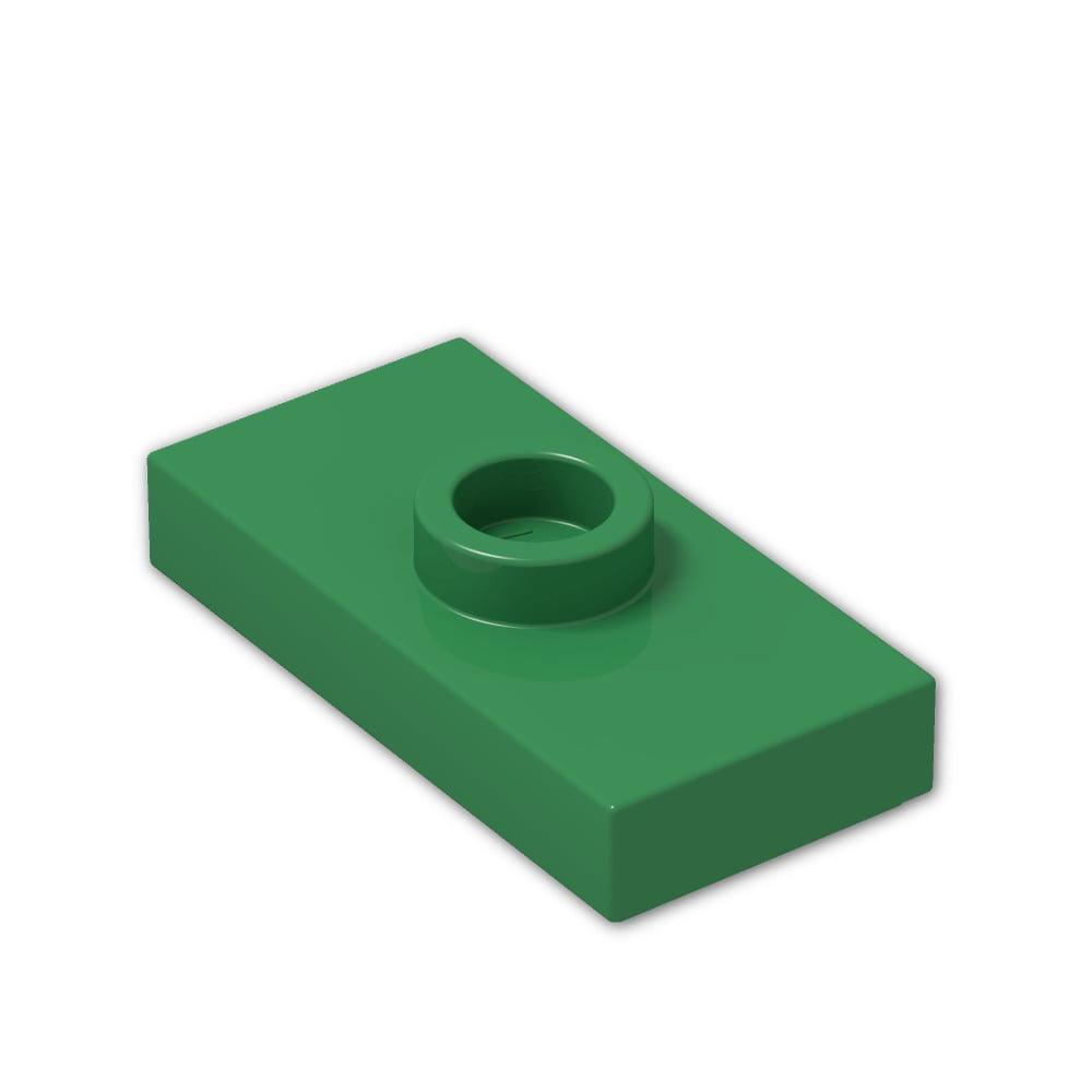 Lego Dark Tan Plate Modified 1X2 Stud Jumper 150 Pieces NEW