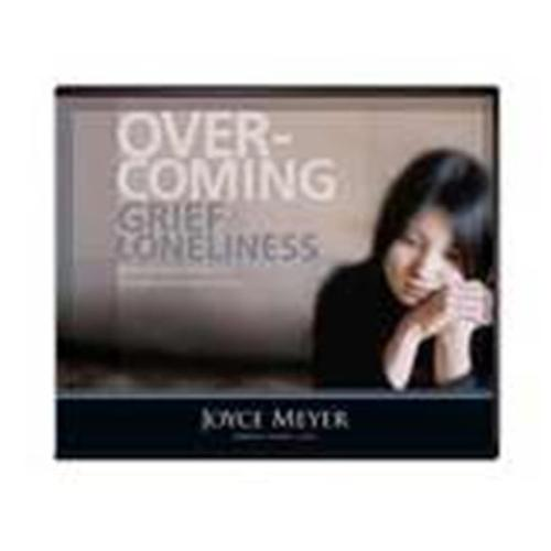 Joyce Meyer Ministries 907036 Disc Overcoming Grief And Loneliness 2 Cd by Joyce Meyer Ministries
