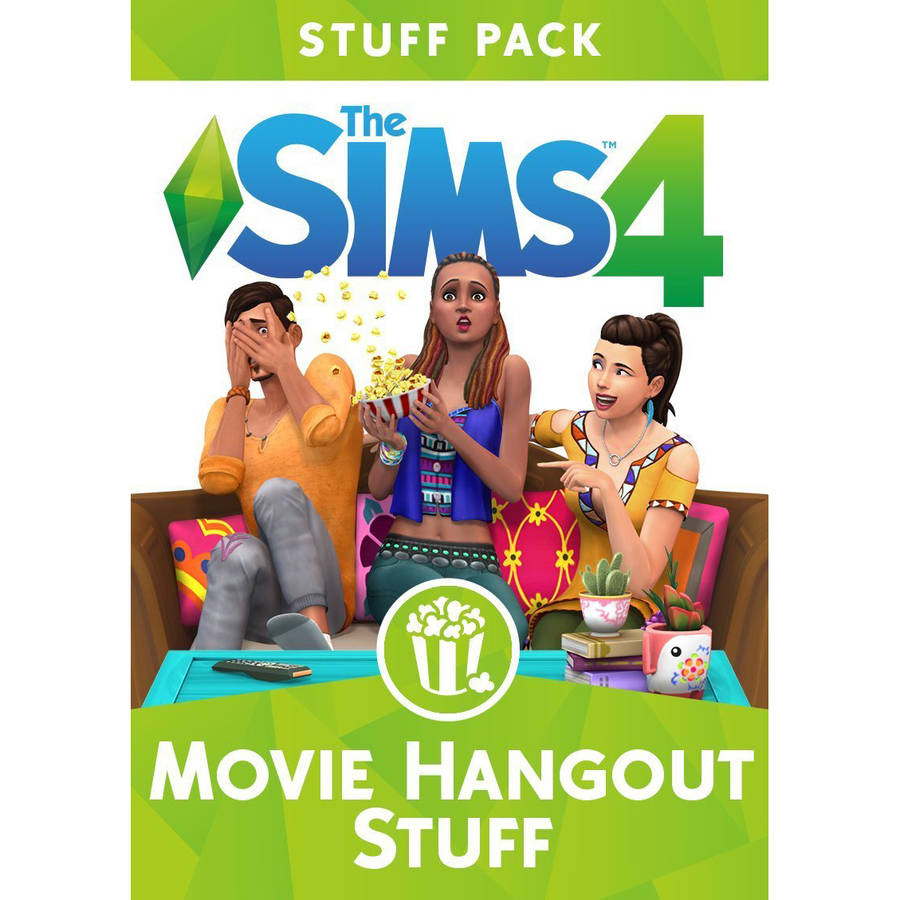 Electronic Arts The Sims 4 Movie Night (Digital Code)