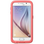 Galaxy S6 Otterbox samsung lifeproof fre case, cutback coral