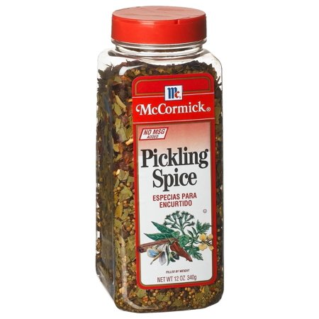 Mixed Pickling Spices - McCormick Culinary Pickling Spice, 12 Oz