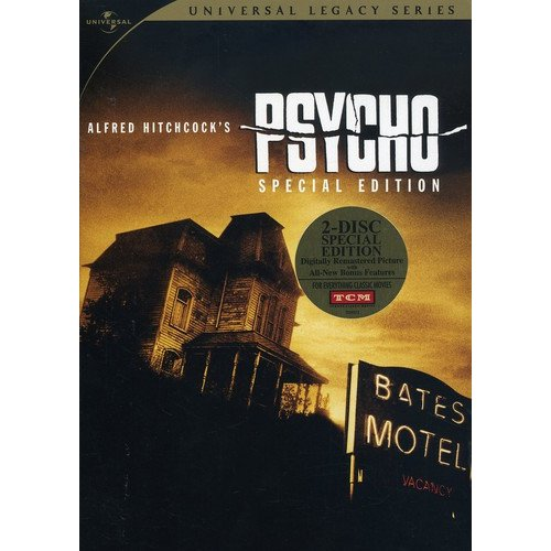 Psycho (2-Disc) (Special Edition) (Widescreen)