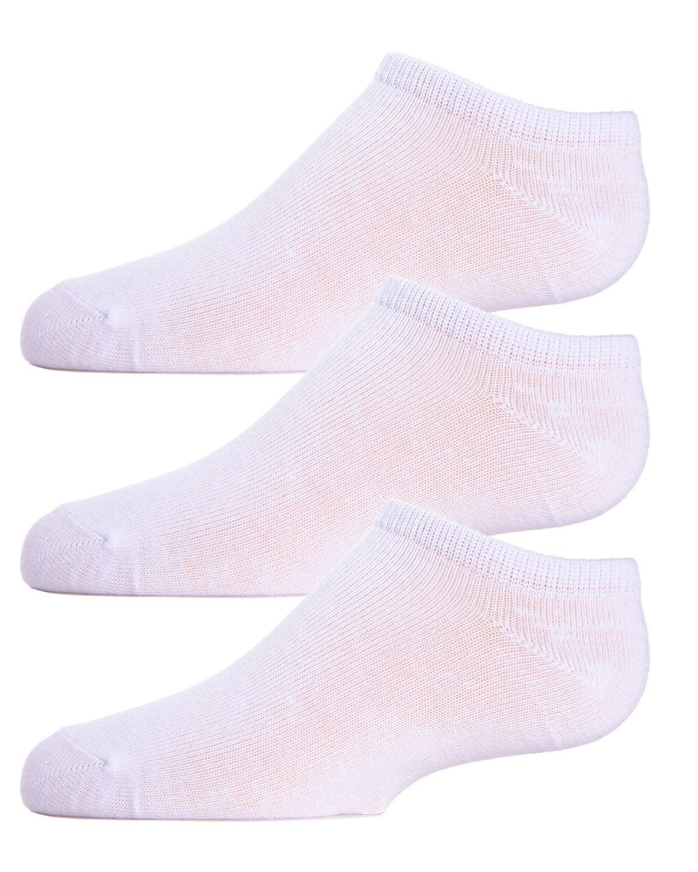MeMoi Kids Ankle Socks | Kids Low Cut Socks by MeMoi 9-11. / Denim MK 555
