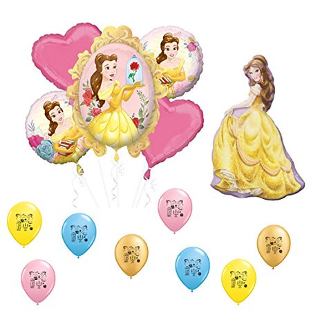 Beauty and the Beast  Party Supplies Party Balloon Decoration Kit - Beauty And The Beast Party