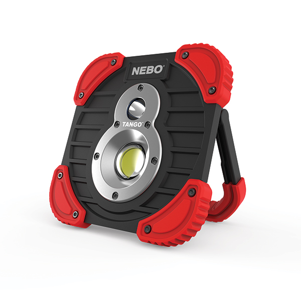 Nebo Tango 6665 1000 Lumen Rechargeable Work + Spot Light