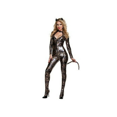 Starline Wildcat Costume S2027 Leopard (Women's Wildcat Costumes)