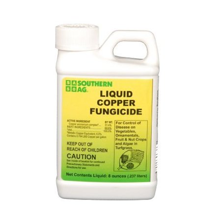 Liquid Copper Fungicide - 8 oz