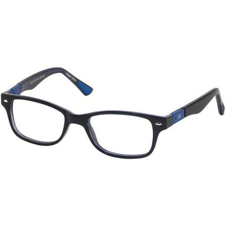 28d7c2bfc42a13 New Balance Boy's Prescription Glasses, NBK 113 -- Black - Walmart.com