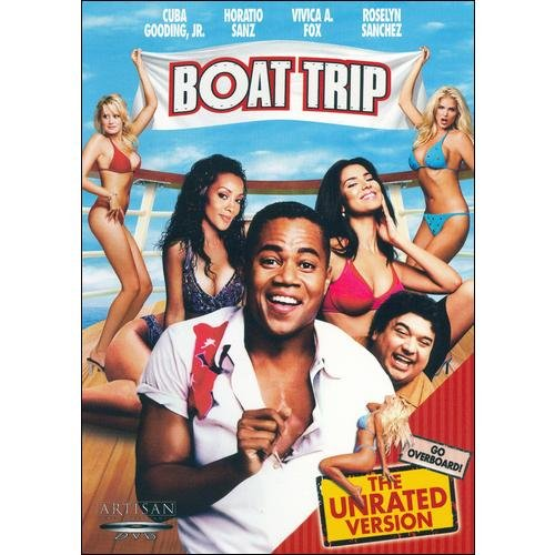 Boat Trip (Unrated) (Widescreen)