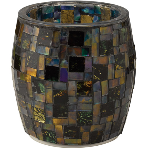 Westinghouse Solar Power Large Mosaic Glass Table Top Light, Set of 2