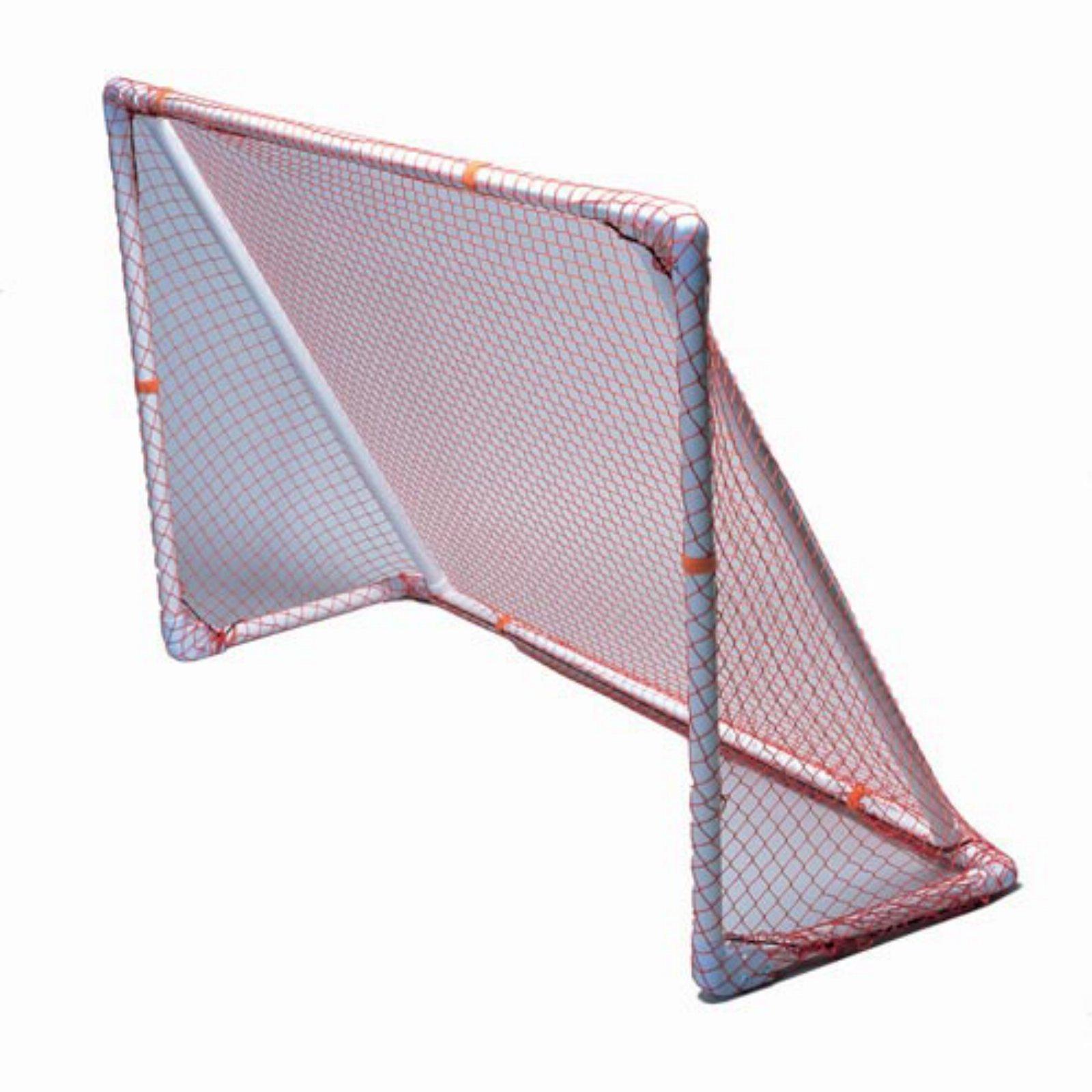 Park and Sun Slip-Net PVC Soccer Goal - Double Support