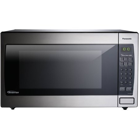 Panasonic 2.2 cu ft Microwave Oven, Stainless